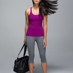 Lululemon | Circle Open Back Tank